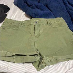 Size 14 Old Navy Shorts